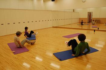 いきいき健康体操の活動風景