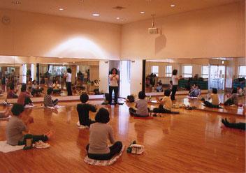 唐木田トリム教室の活動風景